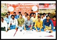 किसान विरोधी है मोदी-रघुवर सरकार : माले