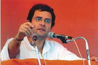 Rahul Gandhi's PU visit kicks up row
