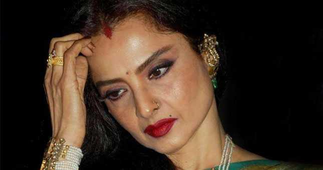 Rekha's life after Amitabh Bachchan