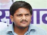 Hardik Patel targets Gujarat Model in Press Conferrence