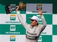 Nico Rosberg won the Brazilian Grand Prix