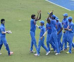 U-19 विश्वकप फाइनल: टीम इंडिया की जबर्दस्त एंट्री