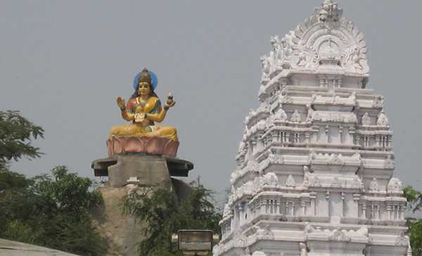 Learn how the temple came to the Saraswati ended diseases throat becomes clear tone