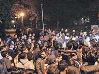 Afzal Guru event: Anti-India slogans at JNU campus; 'disciplinary' enquiry ordered