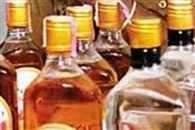 Temperance in bihar, illegal liquor factory found in Congress leader's house
