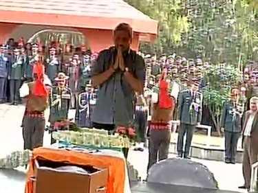 PM Modi to pay last respects to Lance Naik Hanamanthappa at Brar Square