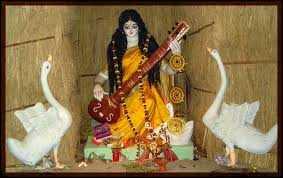 When, why and how the worship of Goddess Saraswati basant Panchami