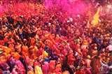 होली का त्योहार मस्ती और रंग का पर्व है