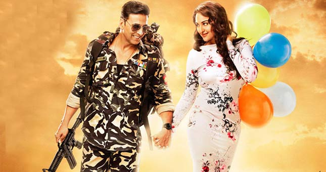 Akshay Kumar's Holiday collects 56 crore in five days