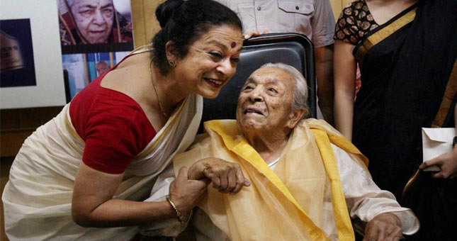 Zohra Sehgal memorable moments