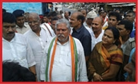Prem Kumar met ranisagar families
