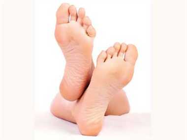Special care for diabetic foot