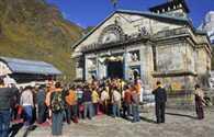 Kedarnath will help build the tunnel Siaimfar