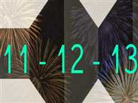 11/12/13 is the Years Most Romantic Date
