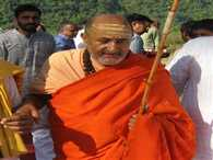 Madhavashram Maharaj Seriously ILL