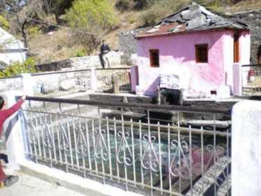 Sangam of Ganga and Yamuna In Uttarkashi