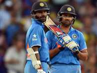 Dhawan and Rohit got special achievement