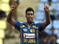 Perera takes hattrick in Ranchi T20