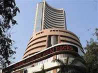Sensex ends with thirty four point two nine higher on Friday