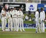 बारिश के कारण न्यूजीलैंड और द. अफ्रीका के बीच पहला टेस्ट ड्रॉ