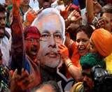 यूपी, उत्तराखंड की जीत पर राजस्थान भाजपा में जश्न