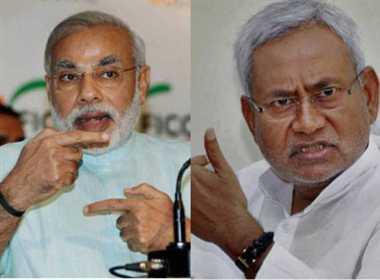 Modi vs Nitish?