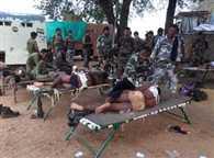 7 CRPF jawans Killed, 10 Injured in Naxal Encounter in Chhattisgarh's Sukma District