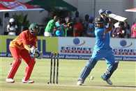 29 Innings taken by Rayudu  to complete 1000 one day runs