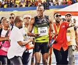 अपने घर में आखिरी बार दौड़ता हुआ दिखा दुनिया का सबसे तेज इंसान