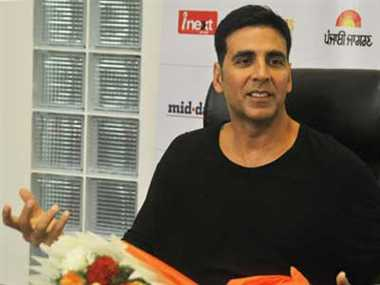 Akshay kumar  workout, routine and diet