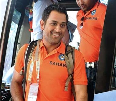 Team India reach colombo for t20 world cup