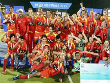 Ranchi Rhinos not to play in HIL this season