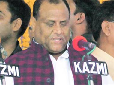 UP: Revenu minister vinod kumar singh resigns