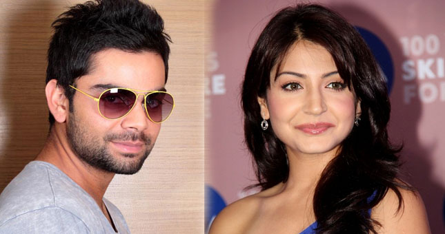 Anushka and virat will get engage on new year eve