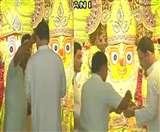 जगन्नाथ मंदिर में राहुल गांधी ने की पूजा-अर्चना, आज थम जाएगा गुजरात चुनाव प्रचार