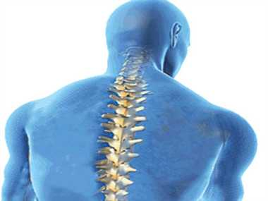 MES relief from spinal problems