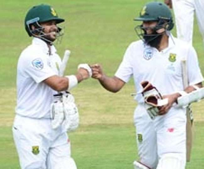 JP Duminy and Hashim Amla centuries put South Africa front in 3rd test against Sri Lanka