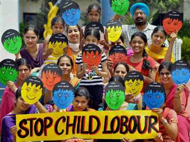90 child laborers were rescued from Hyderabad arrived in Patna