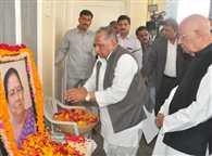 Political big guns in house of Kesari