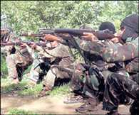 Three Naxalites killed in an encounter in Bijapur district