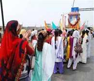 75th birthday of Asaram celebrated