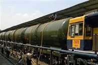 Four cr bill for sending water from train