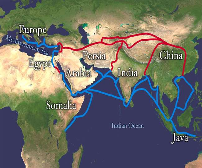 Belt and road summit participating countries