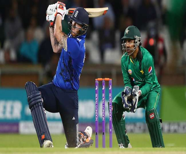 Pakistan will face England in the first Semifinal of Champions Trophy
