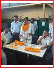 farewel of mr bhatta charya
