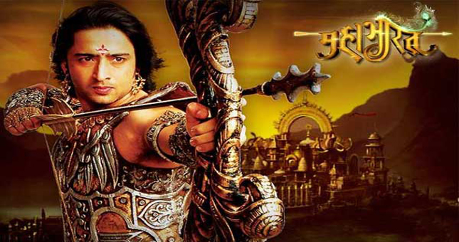 Tv serial Mahabharat is going off air with a special one hour episode
