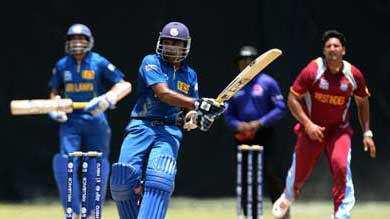 Lanka beat Windies in first practise match