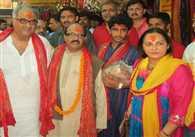 Jaya Bacchan Also Eats Beef  And Pork : Amar Singh
