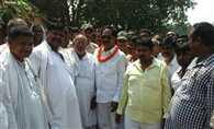 Jai Kumar Singh in the villages PR