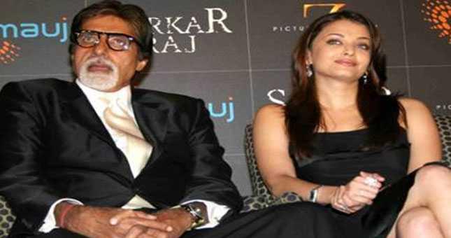 Amitabh Bachchan keeps mum on daughter-in-law's film 'Jazbaa'